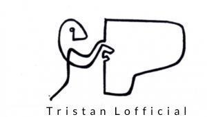 Logo avec nom et pre nom